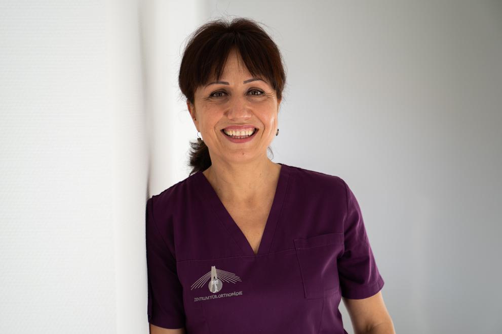 Orthopädie Neuwied - Mücke / Popken - Team - Frau Galic