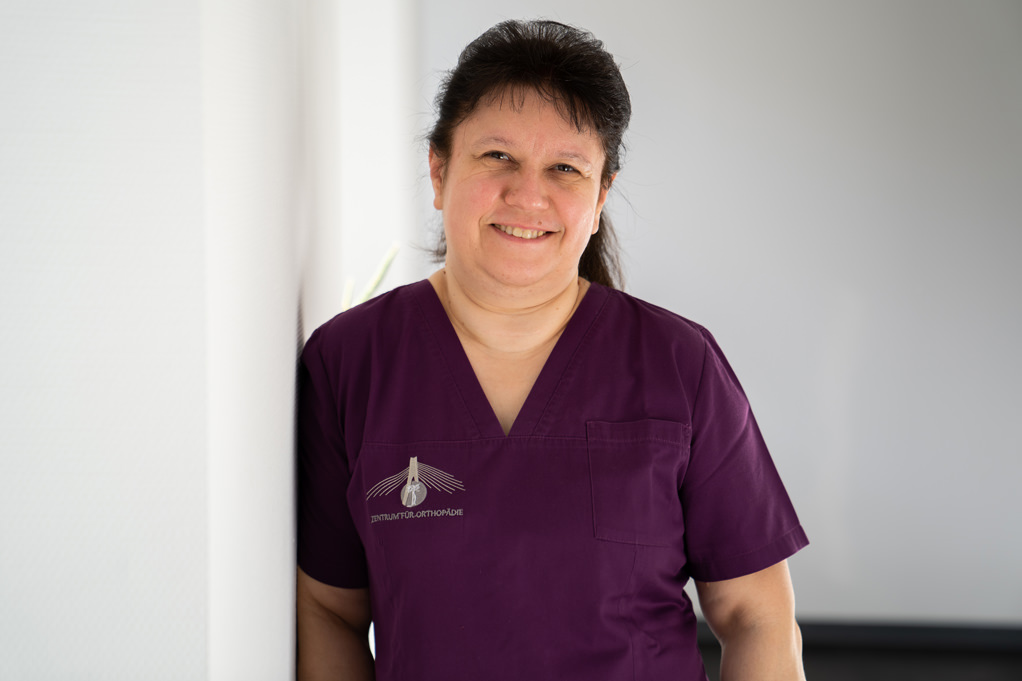 Orthopädie Neuwied - Mücke / Popken - Team - Frau Ritz
