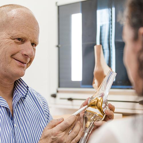 Orthopädie Neuwied - Mücke / Popken - Behandlung in der Praxis