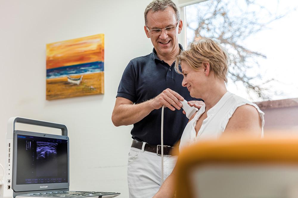 Orthopädie Neuwied - Mücke / Popken - Behandlung
