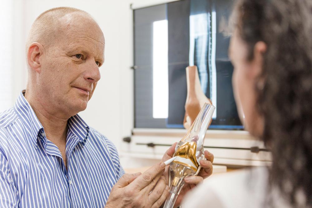 Orthopädie Neuwied - Mücke / Popken - Leistungen - Arthroskopie