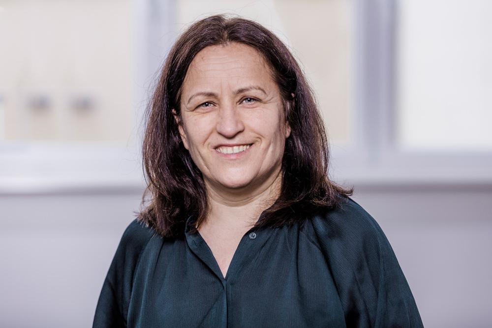 Orthopädie Neuwied - Mücke / Popken - Team - Portraitbild Frau Dizin