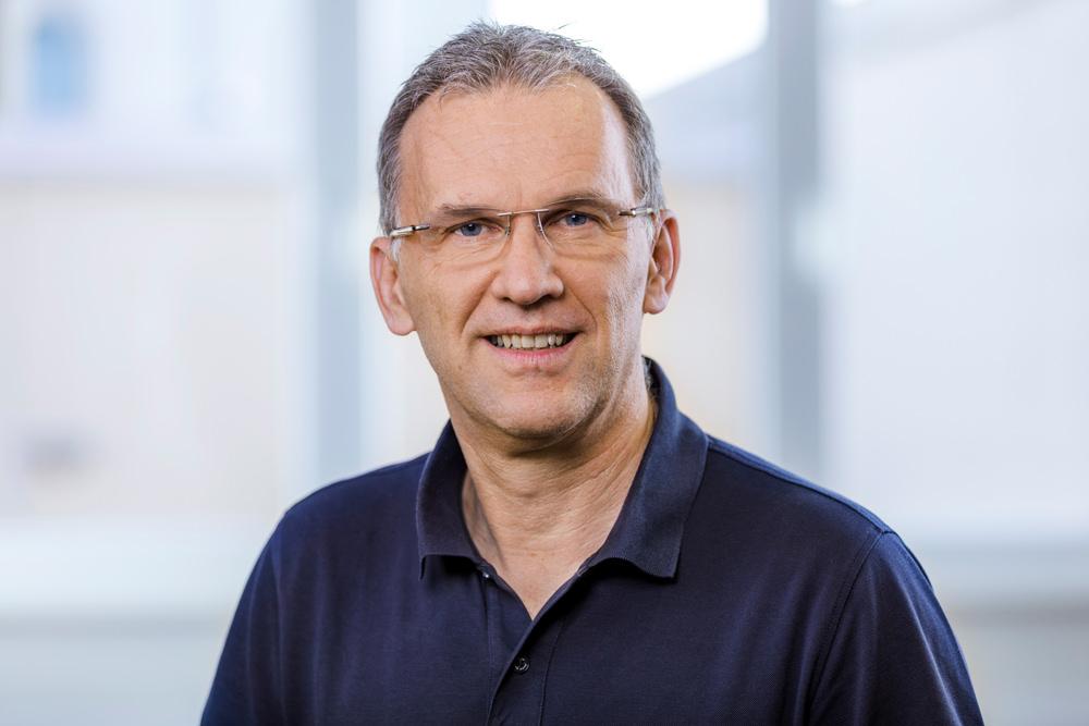 Orthopädie Neuwied - Team - Portraitbild Dr. Mücke