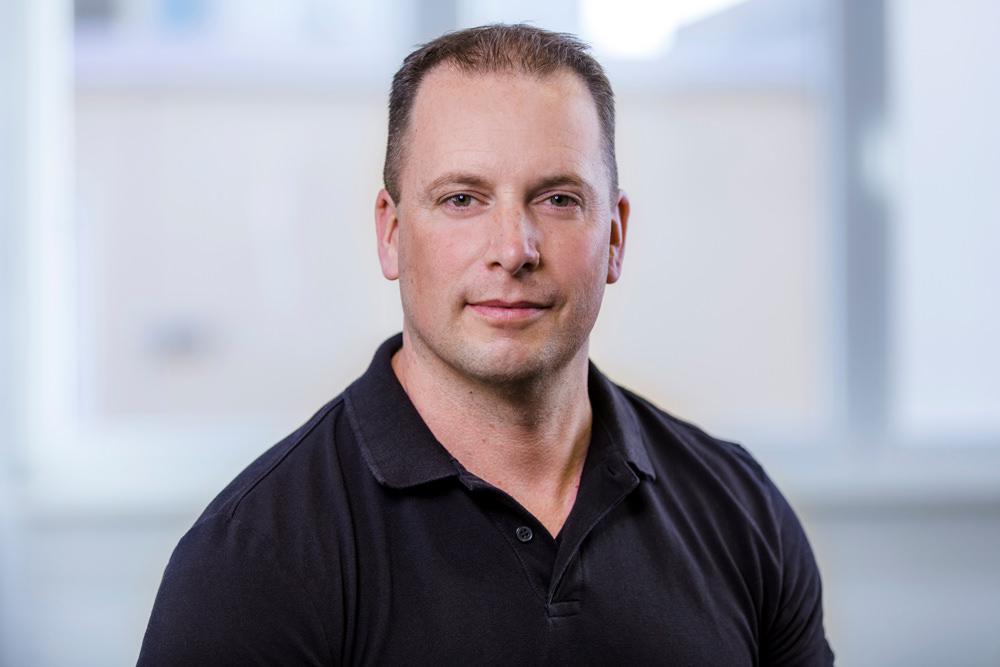 Orthopädie Neuwied - Team - Portraitbild Ingo Baier